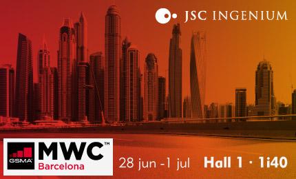 JSC Ingenium - Event: Barcelona MWC21