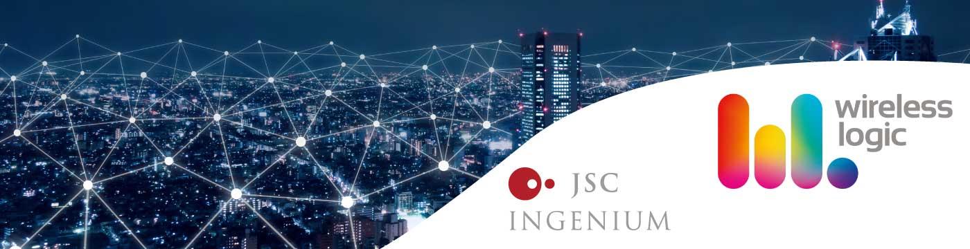 JSC Ingenium - News: Client update - Wireless logic