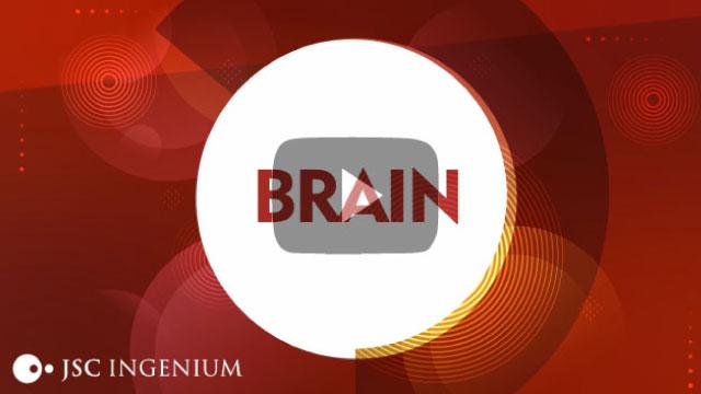 JSC Ingenium - Technology: Monitoring Tools - BRAIN
