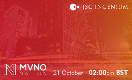 JSC Ingenium - Event: MVNO Nation 2021