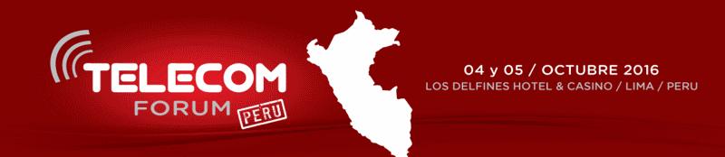 JSC Ingenium -Evento: Peru telecom forum